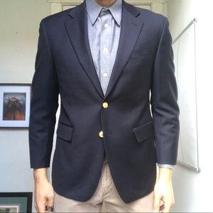 New Lauren Ralph Lauren Gold Button Blazer Jacket